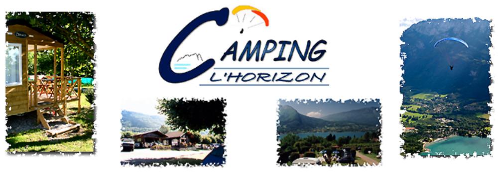 Camping l'Horizon Talloires Lac d'Annecy Haute-Savoie